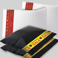 Armouer padded mailers with banner strip