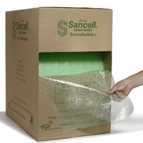 HandyWrap Office Rolls of perforated bubble wrap